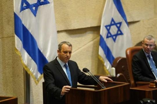 Gilad Kariv Debut speech